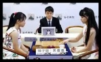 黒嘉嘉,プロ,棋士,囲碁,台湾,モデル,経歴