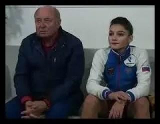 ソフィア・サモドゥロワ,フィギュアスケート,ロシア,コーチ