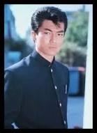 仲村トオル,俳優,タレント,若い頃