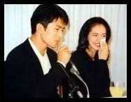 仲村トオル,俳優,タレント,嫁,鷲尾いさ子,綺麗