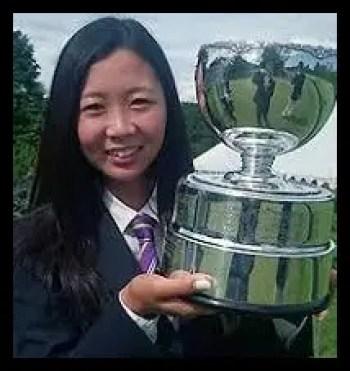 金澤志奈,ゴルフ,女子プロ,大学時代