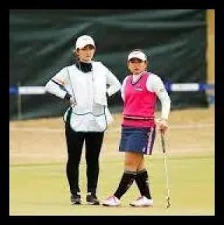 吉本ひかる,ゴルフ,女子プロ,姉,キャディー