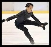 高橋大輔,フィギュアスケート
