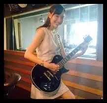 宇賀神メグ,TBS,アナウンサー,学生時代,エレキギター
