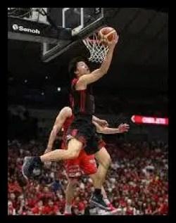 馬場雄大,バスケットボール