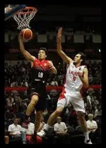 馬場雄大,バスケットボール,経歴