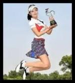 セキユウティン,ゴルフ,女子プロ,可愛い