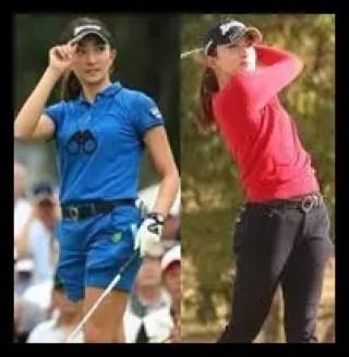 脇元華,女子プロ,ゴルフ,ウェア,かわいい