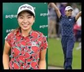 渋野日向子,ゴルフ,女子プロ,黄金世代,笑顔,ウェア,可愛い