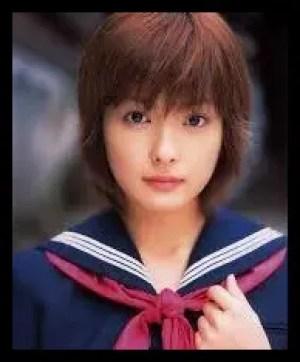 平山あや,女優,学生時代