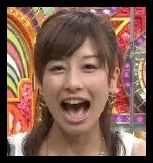 加藤綾子,カトパン,アナウンサー,若い頃,かわいい