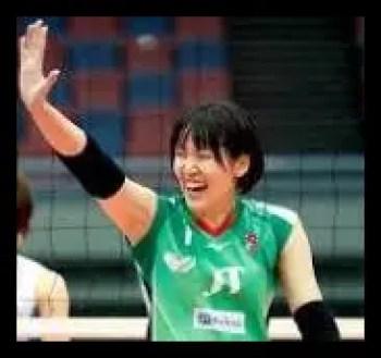 芥川愛加,バレーボール,全日本女子