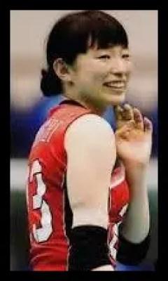 山岸あかね,バレーボール,全日本女子