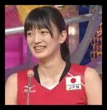 鍋谷友理枝,バレーボール,全日本女子,かわいい