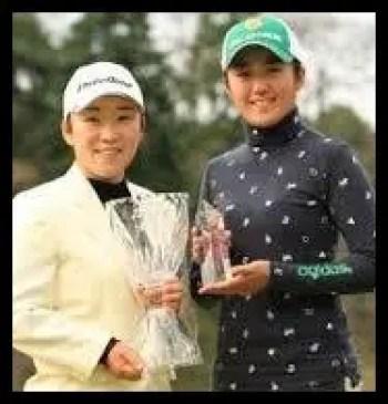 稲見萌寧,ゴルフ,90期生,女子プロ