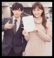 川口春奈,女優,モデル,歴代彼氏,山田涼介