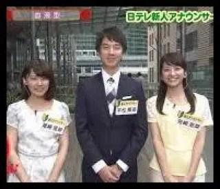 笹崎里菜,アナウンサー,日本テレビ,入社当時,かわいい
