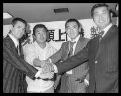 梅宮辰夫,俳優,タレント,実業家,若い頃,映画,仁義なき戦い
