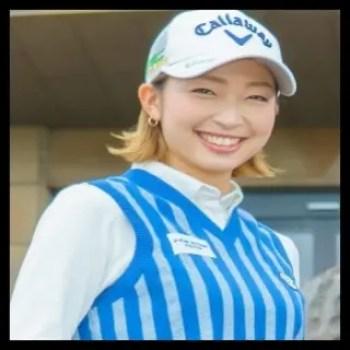 越雲みなみ,ゴルフ,女子プロ,可愛い,美人