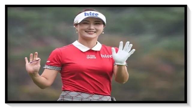 キムハヌルのゴルフウェアや私服が可愛い【画像】Wikiプロフィールも