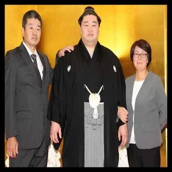 正代,相撲,力士,父親,母親