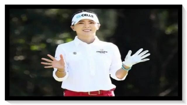 ユンチェヨンのゴルフウェアや私服が可愛い【画像】Wikiプロフィールも