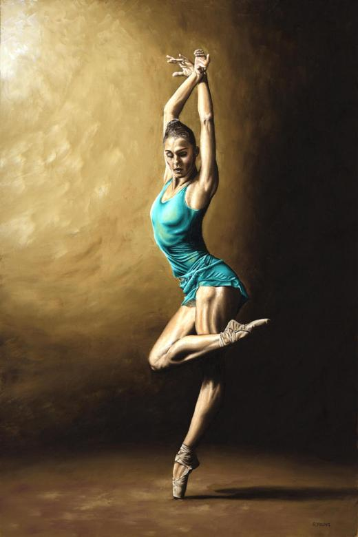 Ardent Dancer - Drew Jacoby. Produced in cooperation with Marty Sohl and Drew.