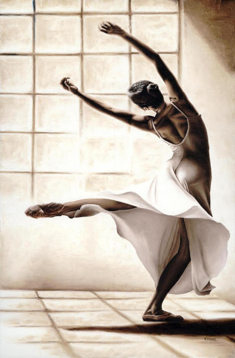 Dance Finesse - Kristen Stevens. Produced in cooperation with Ballet Met and Will shively.