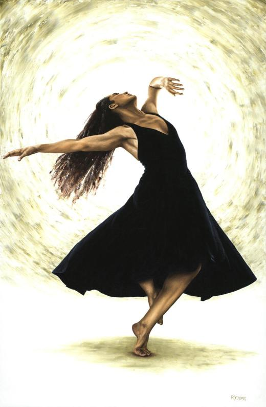 Dancers - Modern Dance Gallery. Free Spirit - Sabrina Souilah. Produced in cooperation with Sabrina, the Genesis Dance Company and founder / Artistic Director Karen L. Arceneaux, and photographer Ken Thurlbeck.