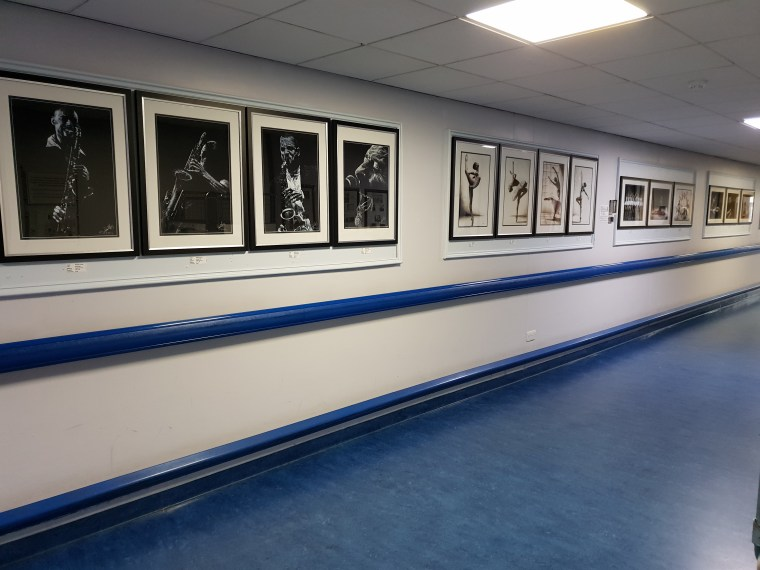 2019: Royal Berkshire Hospital in Reading, NHS Charity Exhibition