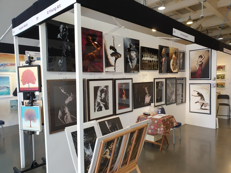 Windsor Contemporary Art Fair - Fine Art Products and Services - At Newbury Contemporary Art Fair 2019