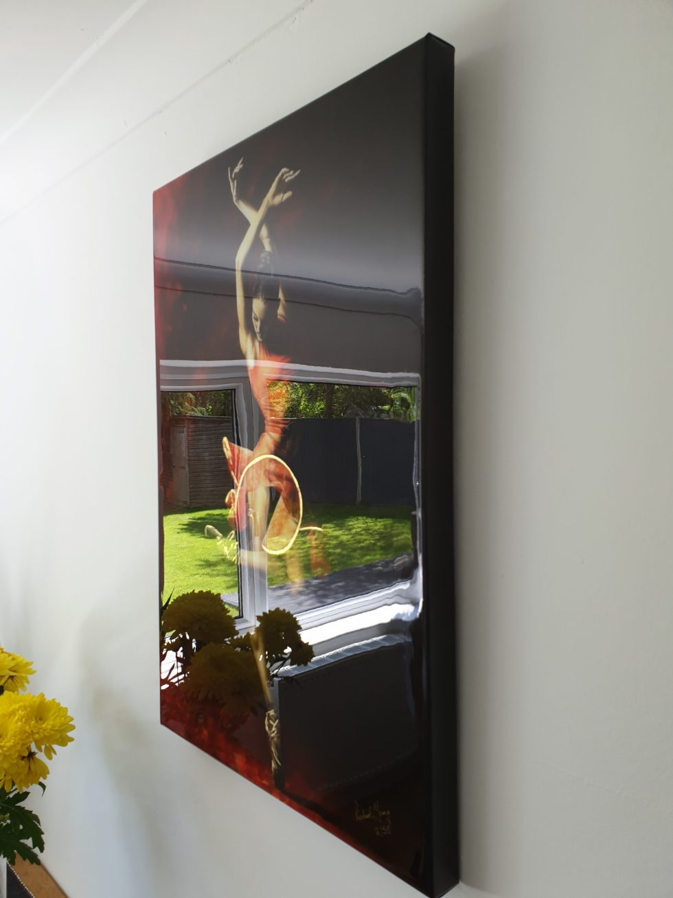 The Passion of Dance - Drew Jacoby - Ltd Edition Hand Embellished Resin Print