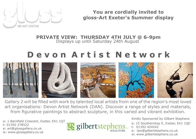 2013 Devon Artist Network and The Art of Colour