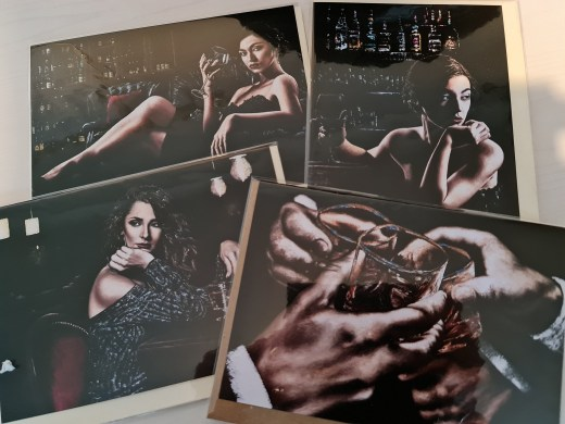 Greeting cards - Figurative