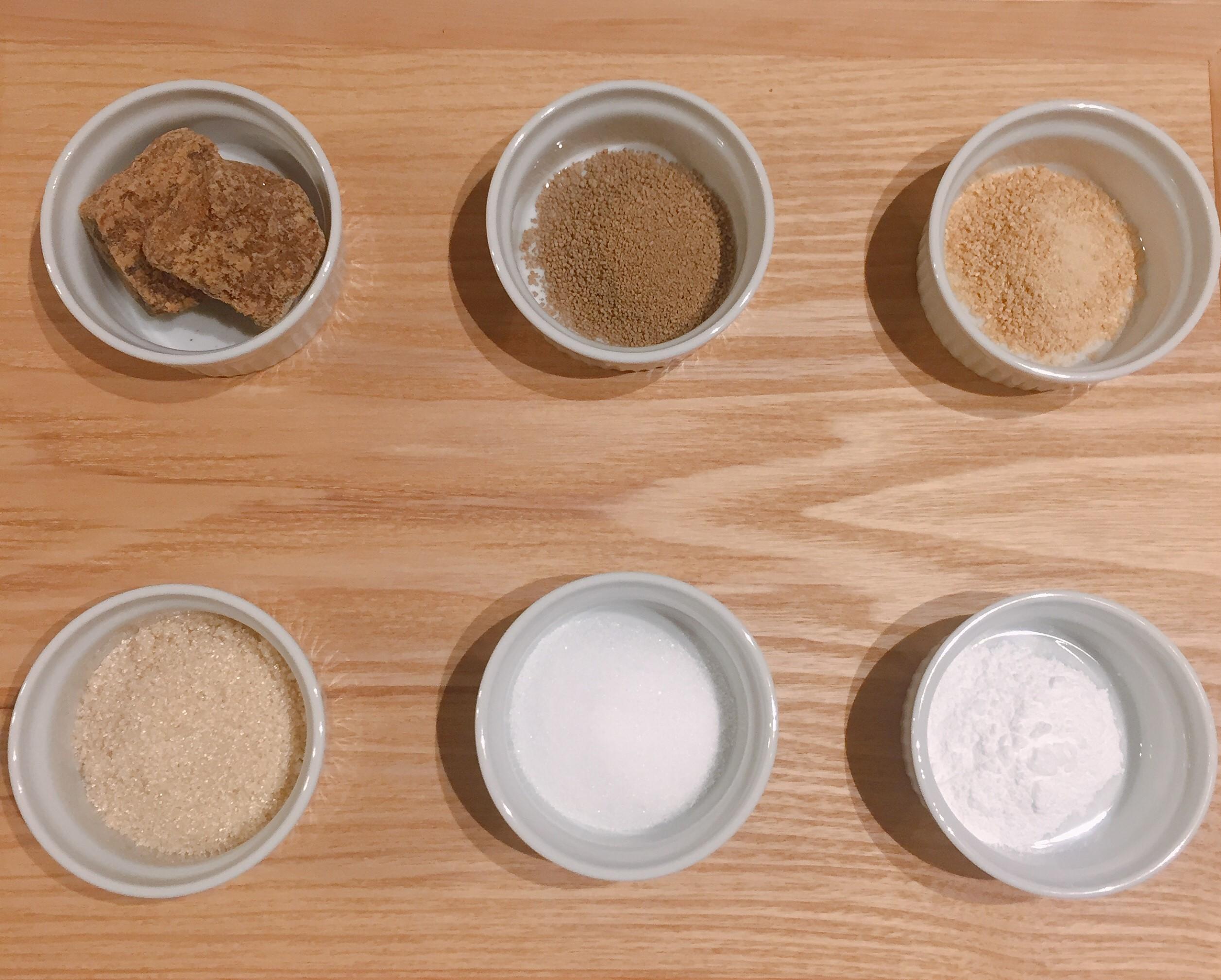 グラニュー 糖 と 砂糖 の 違い