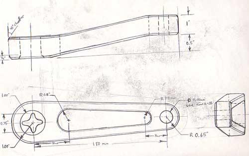 Antique window cranks :: kubota v2203 crankshaft