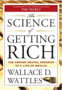 Image The Science of Getting Rich by Wallace D. Wattles.