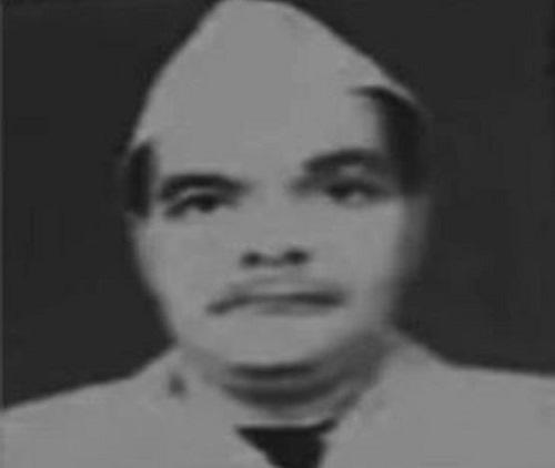 Damodardas Mulchand Modi Biography