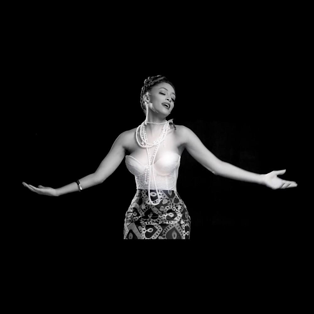 Capture d'écran YouTube de Pi Bon de Phyllisia Ross
