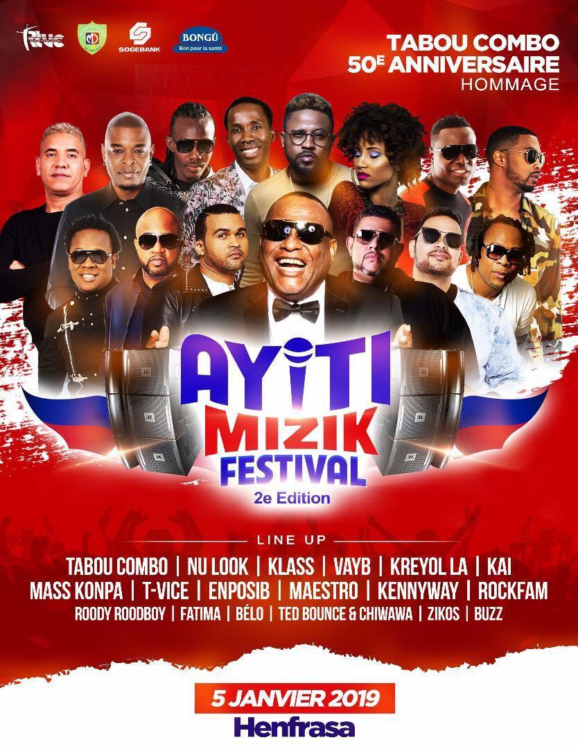 Cap sur la deuxième édition de « Ayiti Mizik Festival »