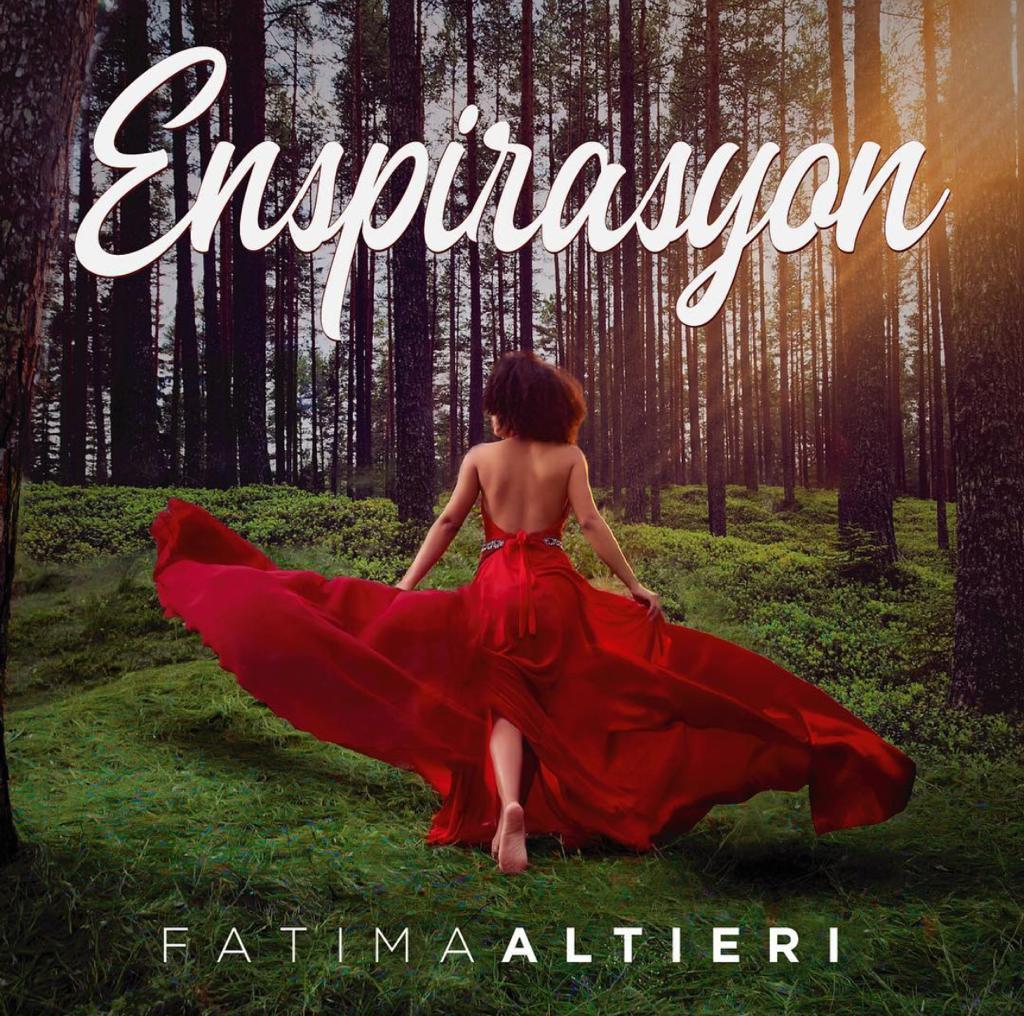 Cover de l'album Enspiration de Fatima