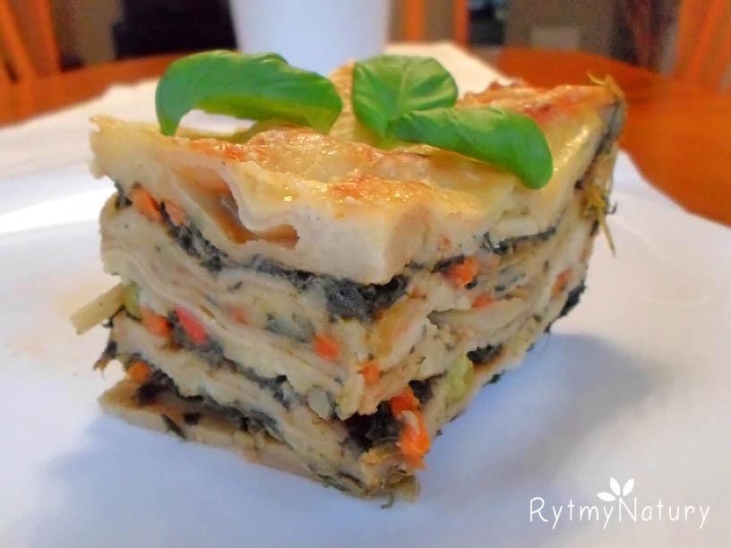 Jak zrobić lasagne warzywną bez mięsa?