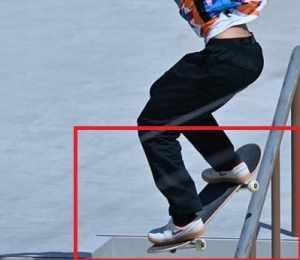 堀米雄斗選手が東京オリンピックで履いていたシューズ(靴)
