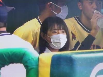 帯広農業野球部マネージャー戸草心里(ここり)さんの可愛い画像2