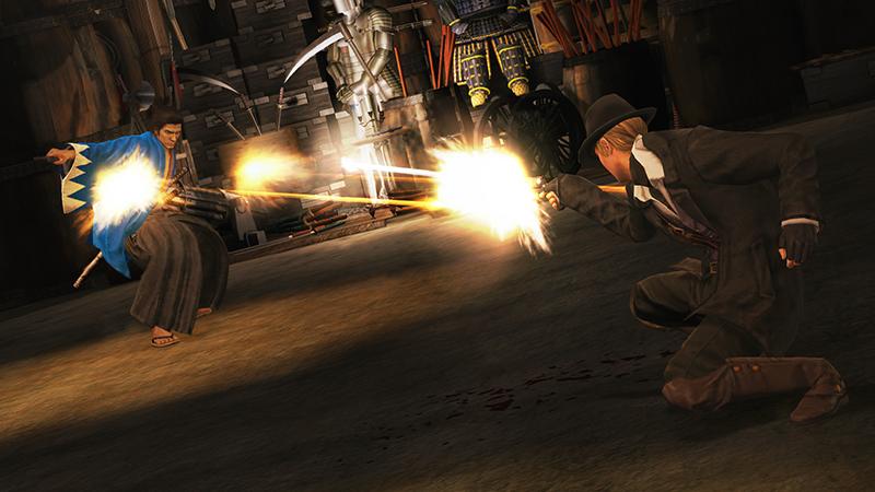 人中之龍 維新!本日官網新增要素(師匠修行,強敵戰鬥,素材取得,特殊武器) - k753732的創作 - 巴哈姆特