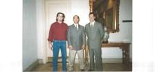 Chris Peterson and Joey Cruz