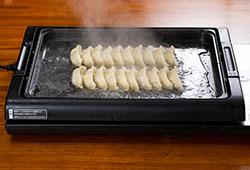 おいしい餃子の焼き方3
