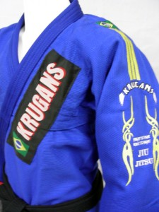 KRUGANS TRIBAL MODEL Jiujitsu-gi