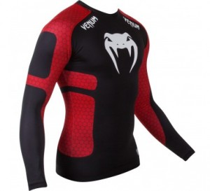 VENUM RASHGUARD & FIGHT SHORTS