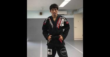 西林浩平、European柔術選手権へ!